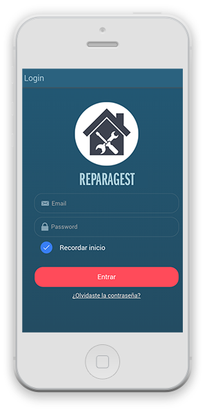 Reparagest App Móvil